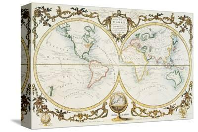 Map of the World, c.1770