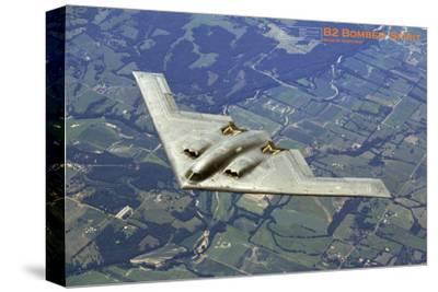 Airplane B2 Bomber Spirit