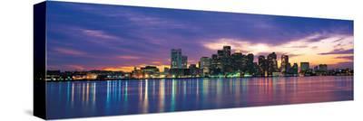 Boston Skyline at Sunrise