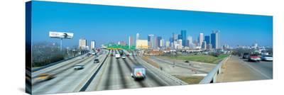 Driving to Houston, Texas