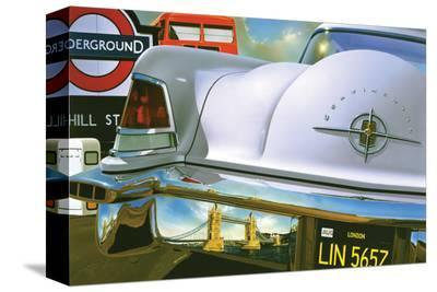 Lincoln Continental '56 in London