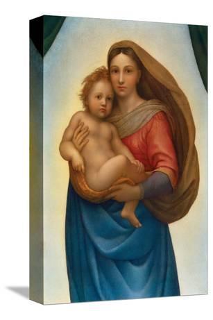 La Madonna di S. Sisto (particolare), 1483-1520