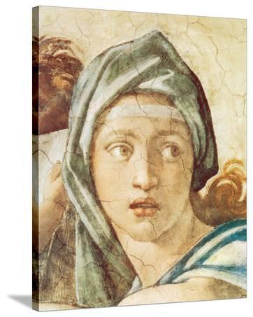 Chapel Sistine, The Delphic Sibyl
