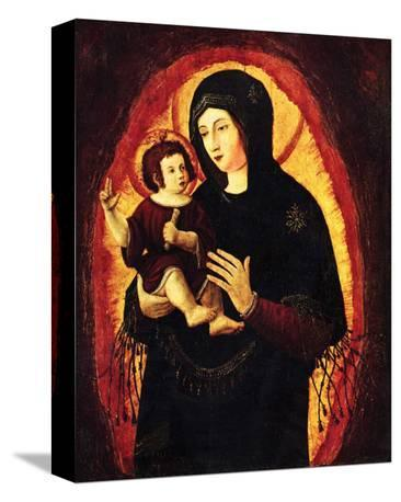 Madonna, Beautiful Maria of Regensburg