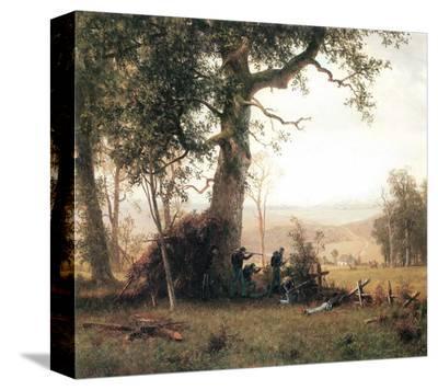 Rebellion, Picketline in Virginia