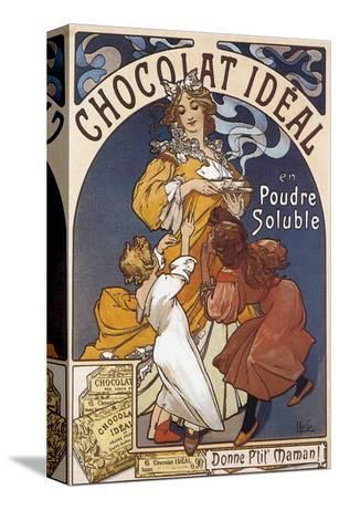 Chocolat Ideal en Poudre Soluble