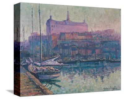 Le Bassin Louise, Quebec 1923