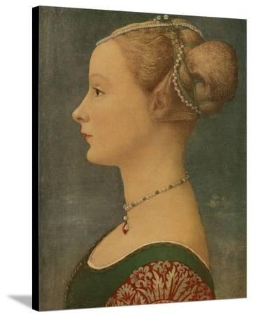Portrait of Ignota, c.1433-1489