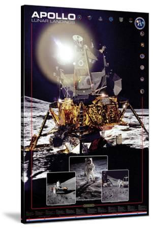 Apollo II Lunar Landings