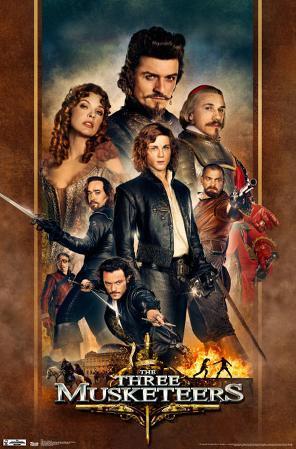 Three Musketeers Movie (2011)