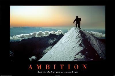 Ambition (Mountain Climber)