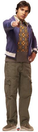 The Big Bang Theory - Raj Lifesize Standup
