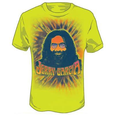 Jerry Garcia - Psychedelic