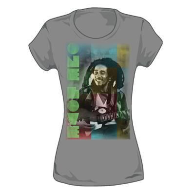 Juniors:  Bob Marley - One Love Block