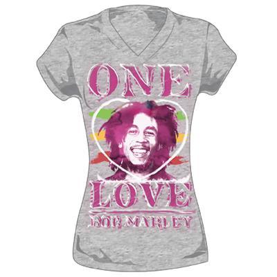 Juniors:  Bob Marley - One Love Scribble