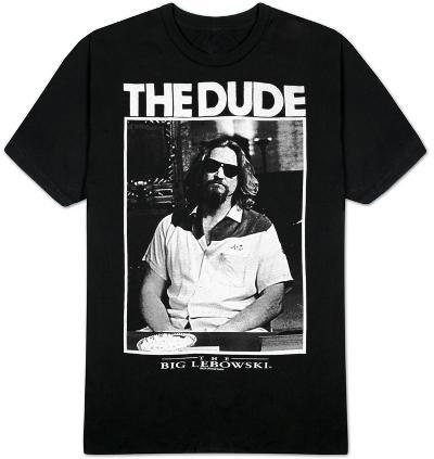 The Big Lebowski- The Dude