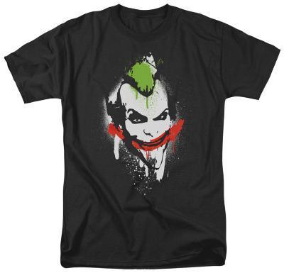 Batman Arkham City - Spraypaint Smile