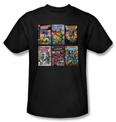 Justice League - JLA Covers