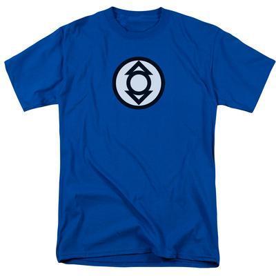 Green Lantern - Indigo Tribe Logo