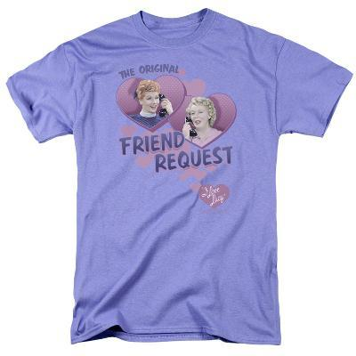 I Love Lucy - Friend Request