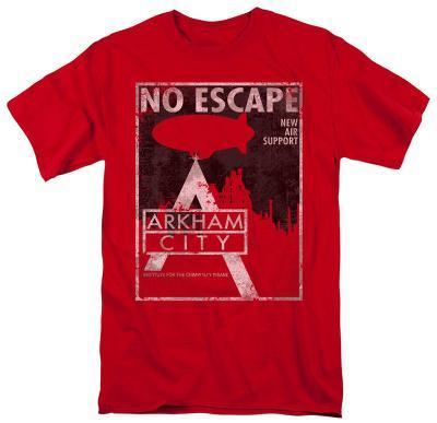 Batman Arkham City - No Escape