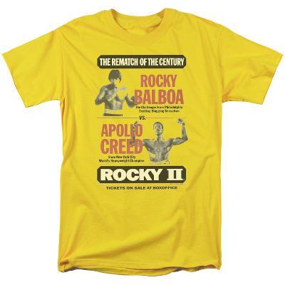 Rocky - Rematch