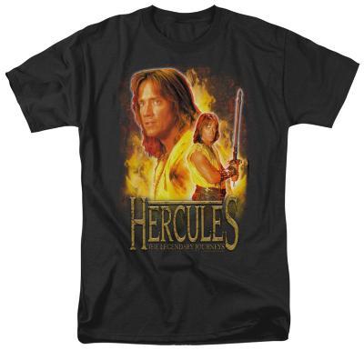Hercules - Hercules on Fire