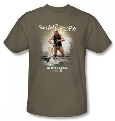 Swamp People - All Tied Up