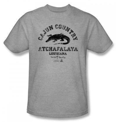 Swamp People - Cajun Country