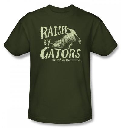 Swamp People - Raised by Gators