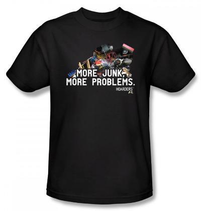 Hoarders - More Junk