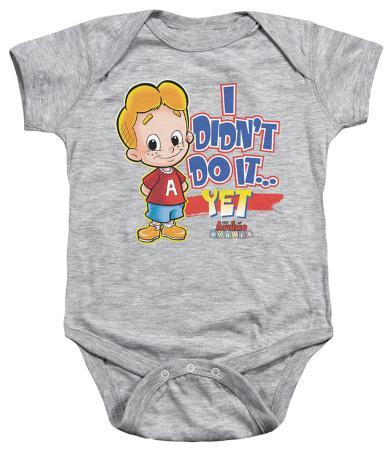 Infant: Archie Comics - Not yet