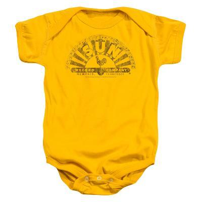 Infant: Sun Records - Faded Logo