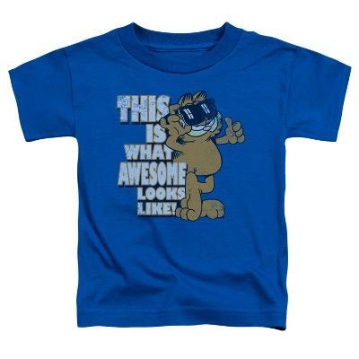 Toddler: Garfield - Awesome