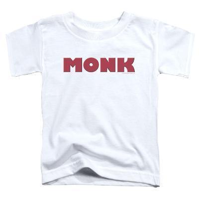 Toddler: Monk - Monk Logo