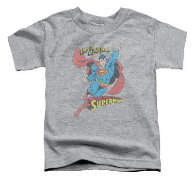 Toddler: Superman - On the Job