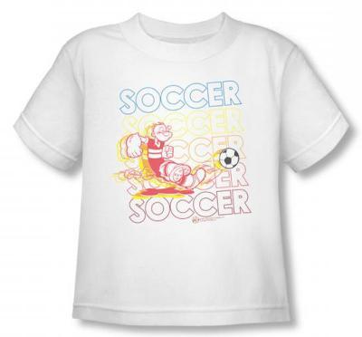 Toddler: Popeye - Soccer