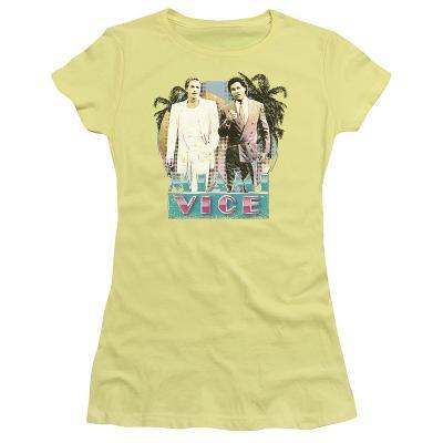 Juniors: Miami Vice - 80's Love