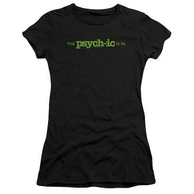 Juniors: Psych - The Psychic Is In