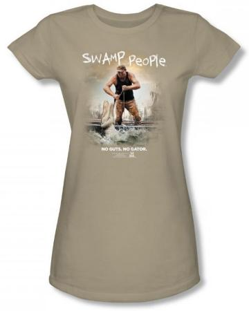 Juniors: Swamp People - All Tied Up