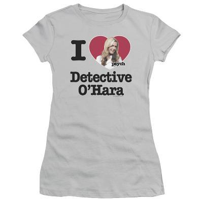 Juniors: Psych - I Heart O'Hara