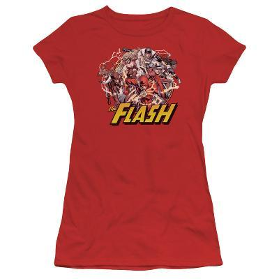 Juniors: The Flash - Flash Family
