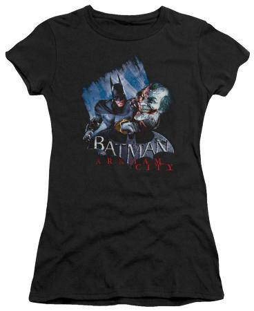 Juniors: Batman Arkham City - Joke's on You!