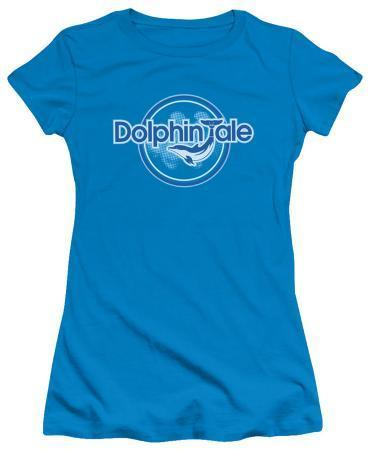 Juniors: Dophin Tale - Halftone Logo