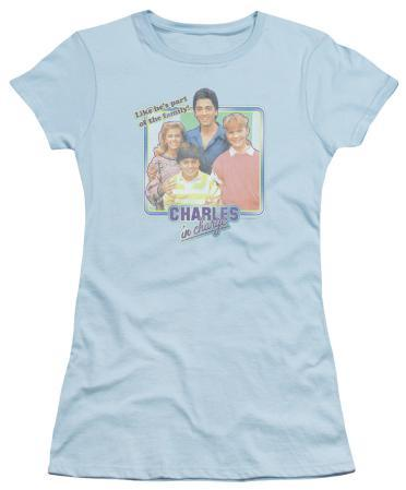 Juniors: Charles In Charge - Part of the Family