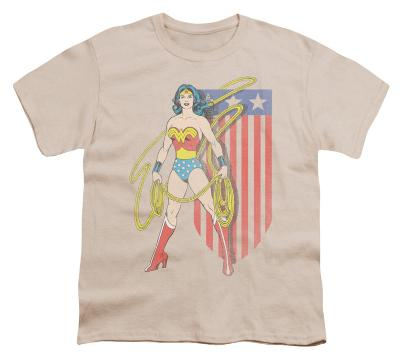 Youth: Wonder Woman - USA Banner