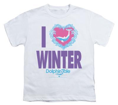 Youth: Dolphin Tale - I Heart Winter