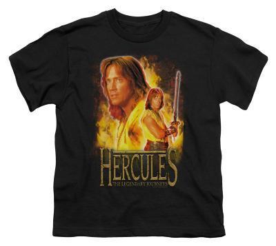 Youth: Hercules - Hercules on Fire