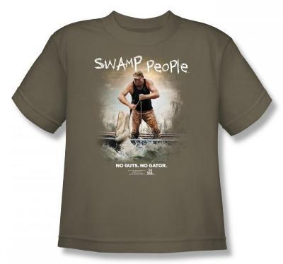 Youth: Swamp People - All Tied Up