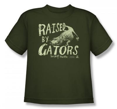 Youth: Swamp People - Raised by Gators